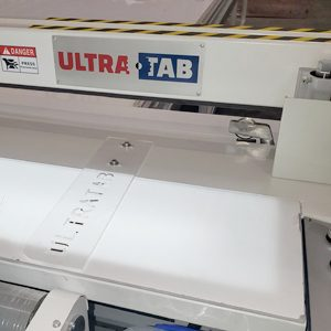 Ultratab Equipment for Roller Shade Window Covering Manufacturing